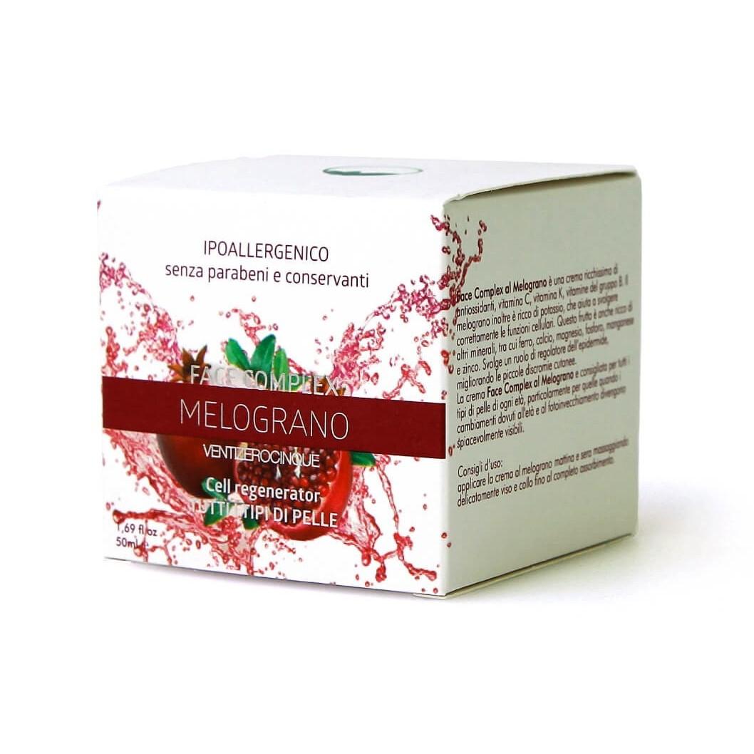 Face Complex Melograno - 50 ml