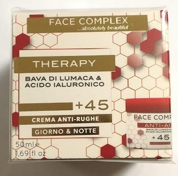 Face Complex Therapy Crema Anti-Rughe Giorno&Notte + 45 - 50 ml