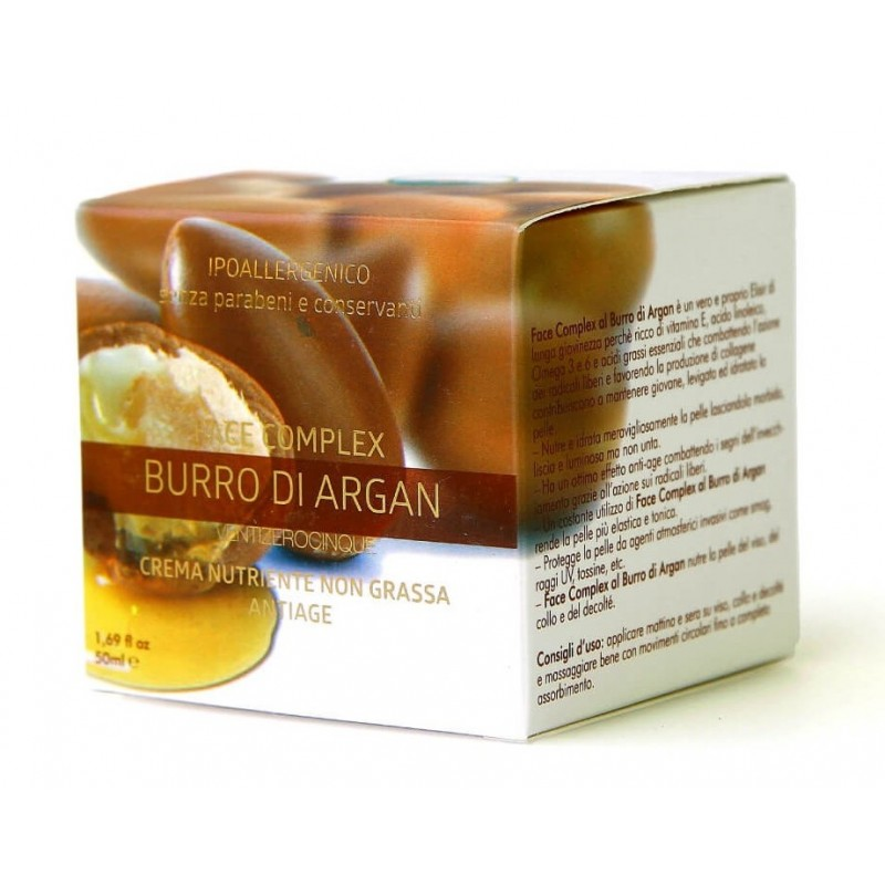 Face Complex Burro di Argan 50 ml