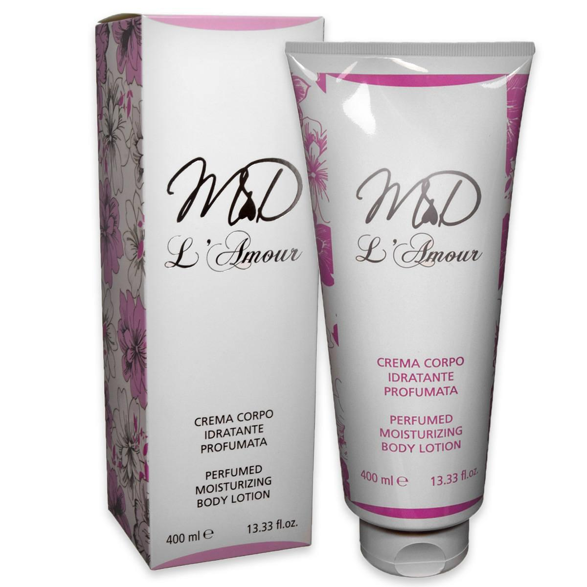 Image of M&D L'Amour Body Lotion - 400 ml