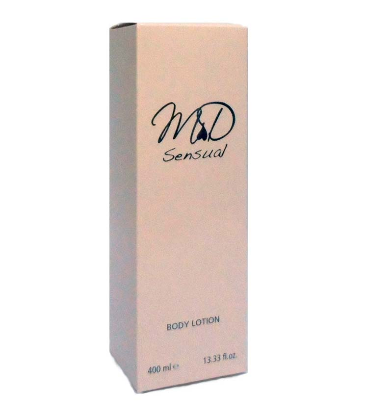 Image of M&D Body Lotion Sensual - 400 ml