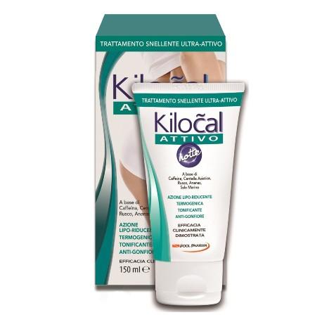 Image of KiloCal Attivo Notte - Trattamento Snellente Ultra-Attivo - 150 ml