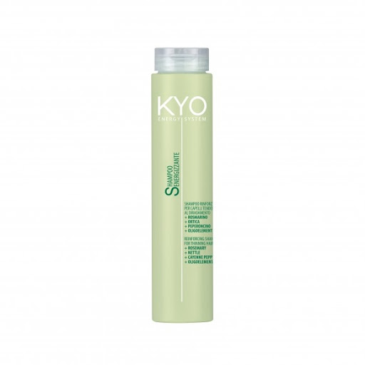 Image of Kyo Shampoo Energizzante Energy System Shampoo Rinforzante - 250 ml
