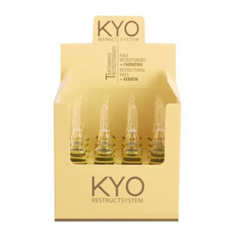 Kyo Restruct System - 12 Fiale Ristrutturanti