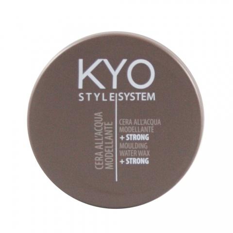 Image of Kyo Style System Cera all'Acqua Modellante Fissaggio Strong - 100 ml