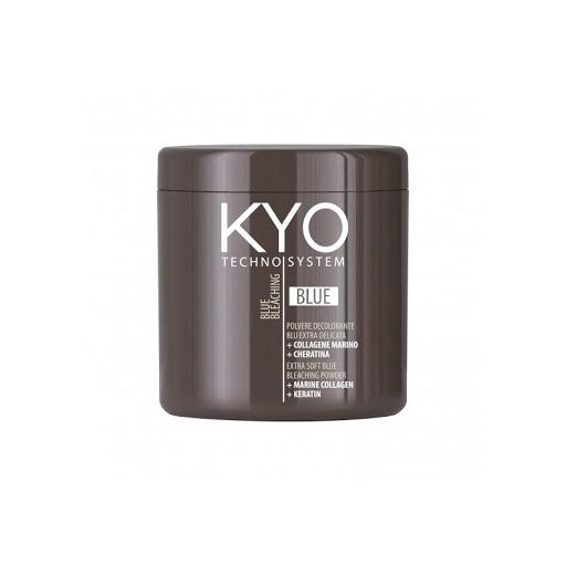 Kyo Techno System Blue - Polvere Decolorante 450 gr