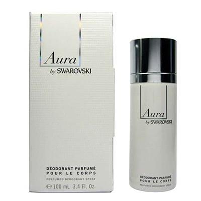 Image of Aura By Swarovski - Déodorant Parfumé Pour Le Corps 100 ml