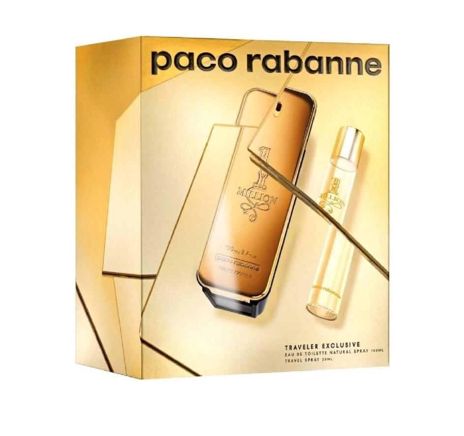 Image of Cofanetto Paco Rabanne One Million Traveler Exclusive