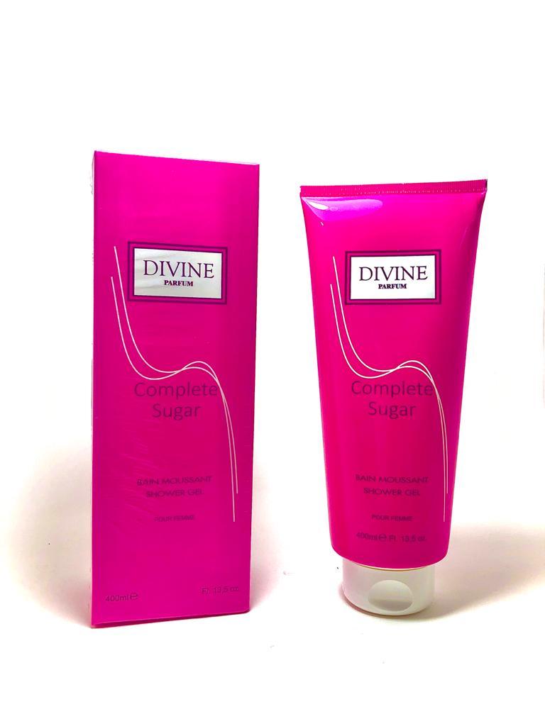 Divine Parfume Complete Sugar - Shower Gel 400 ml