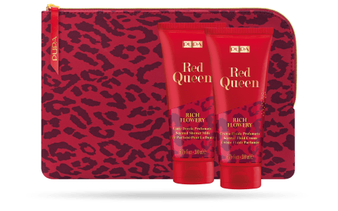 Cofanetto Pupa Red Queen - 04 Rich Flowery