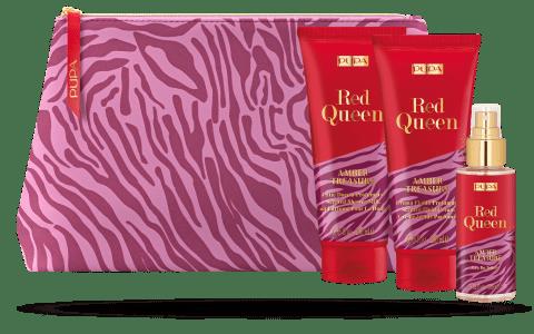 Pupa Cofanetto Red Queen - 06 Amber Treasure