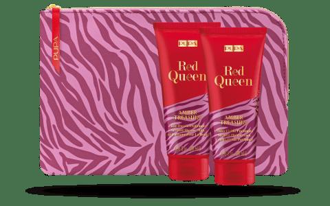 Cofanetto Pupa Red Queen - 06 Amber Treasure