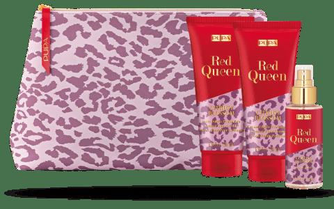 Pupa Cofanetto Red Queen - 01 Citrusy Blossom