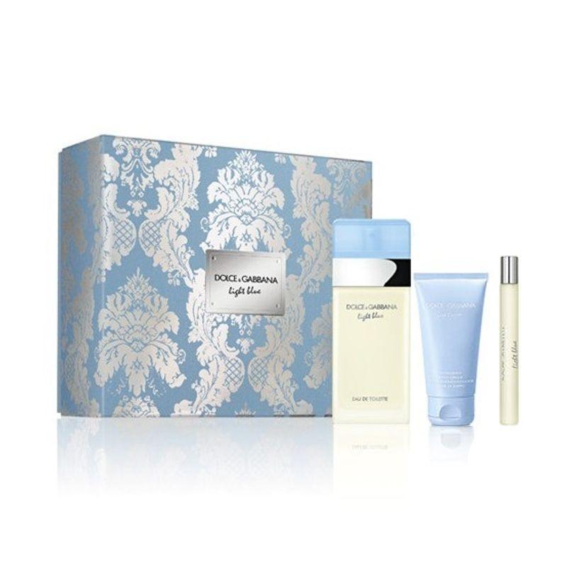 Image of Cofanetto Dolce & Gabbana Light Blu - Eau de Toilette
