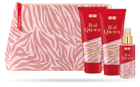 Pupa Cofanetto Red Queen - 05 Extravagant Chypre