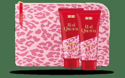 Cofanetto Pupa Red Queen - 02 Fresh Aldehydes