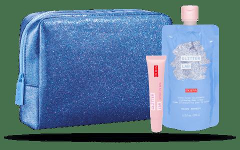 Pupa Cofanetto Glitter Lab - Disponibile in 6 colori - Shiny Remedy
