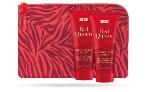 Cofanetto Pupa Red Queen - 03 Sophisticated Fruity