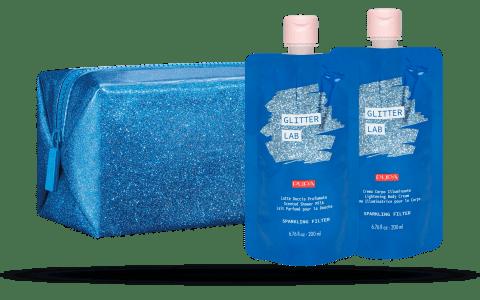 Cofanetto Pupa Glitter Lab - Disponibile in 5 colori - Sparkling Filter