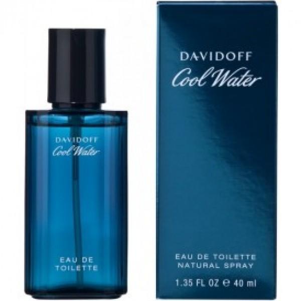 Image of Davidoof Cool Water - Eau de Toilette - 40 ml