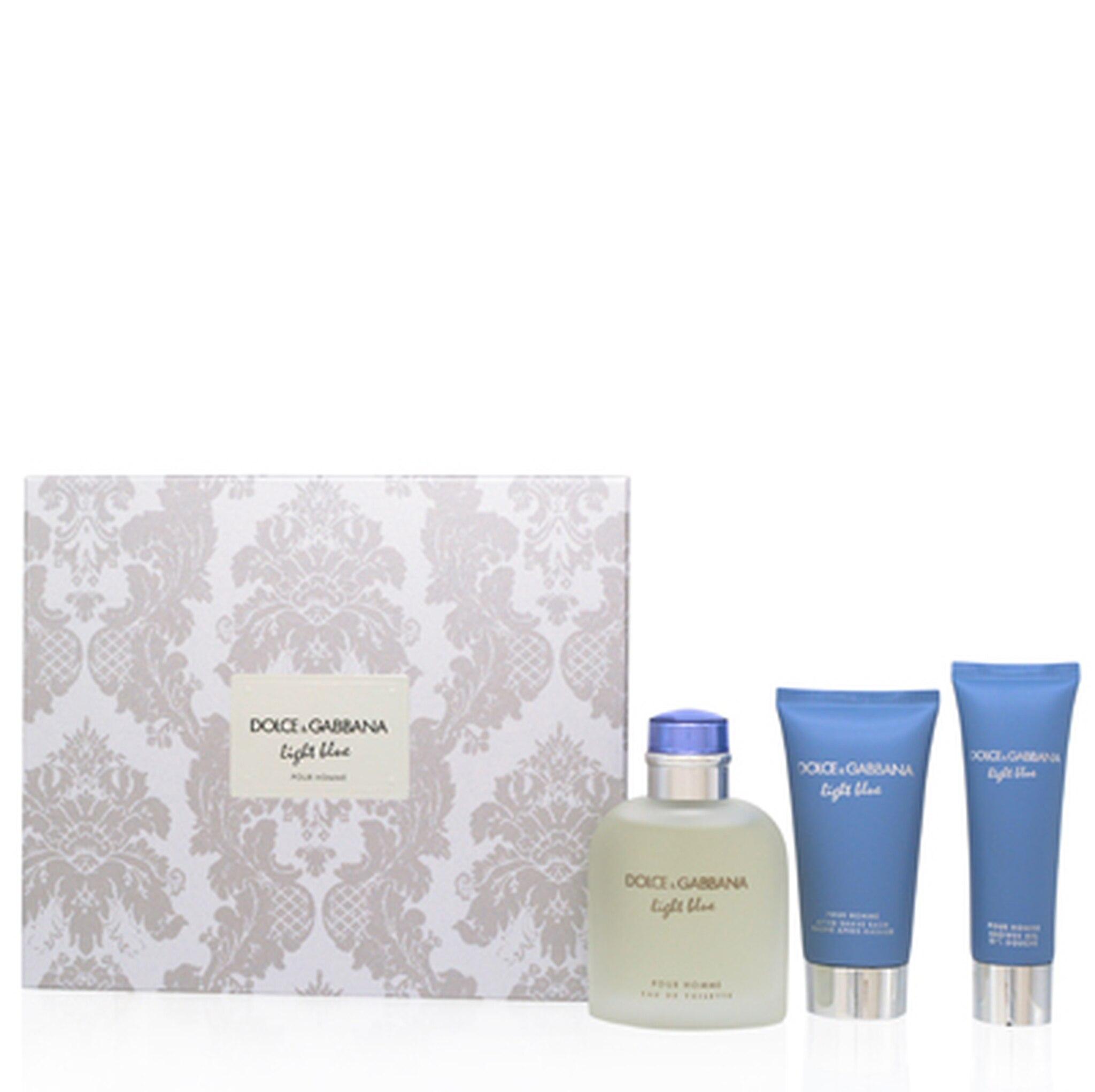 Image of Cofanetto Dolce & Gabbana Light Blue Pour Homme