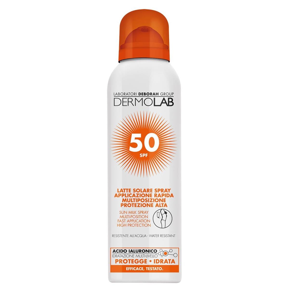 Image of Dermolab Latte Solare Spray 50 Spf - 150 ml