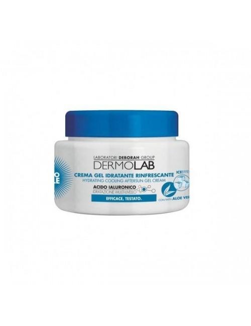 Dermolab - Crema Gel Idratante Rinfrescante Dopo Sole 300 ml