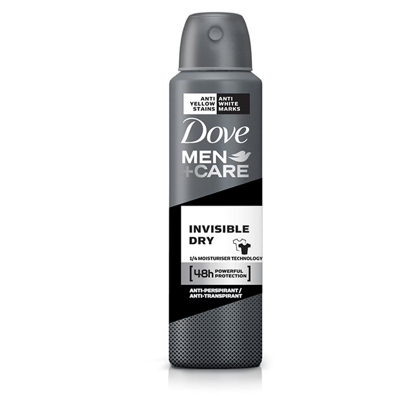 Image of Dove Men+ CARE Invisible Dry 48h - 150 ml