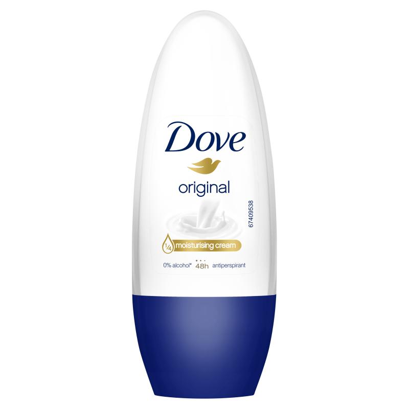 Image of Dove Original Moisturising Cream 48h