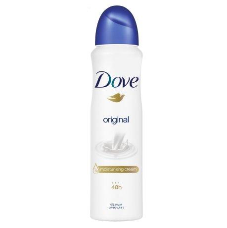 Image of Dove Original Moisturising Cream 48h - 150 ml