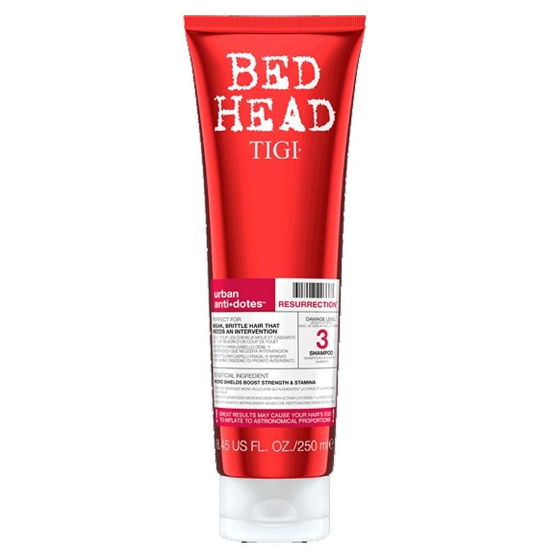 Image of Tigi Bed Head Urban Anti+dotes Resurrection Shampoo - 250 ml