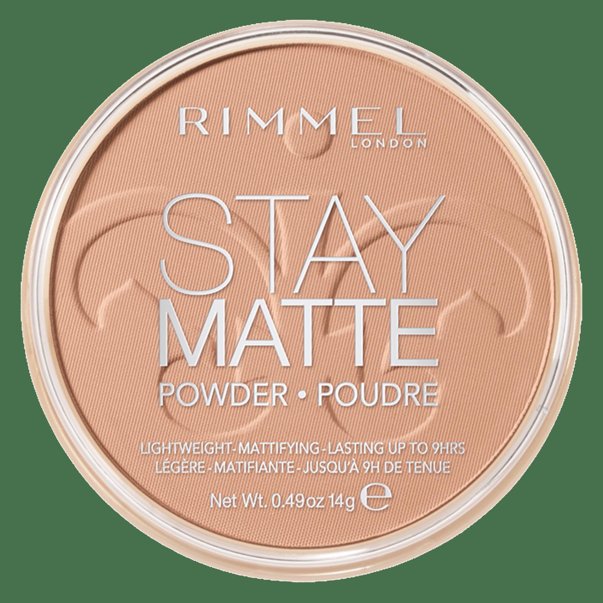 Image of Rimmel Stay Matte Cipria Compatta - 010 Warm Honey