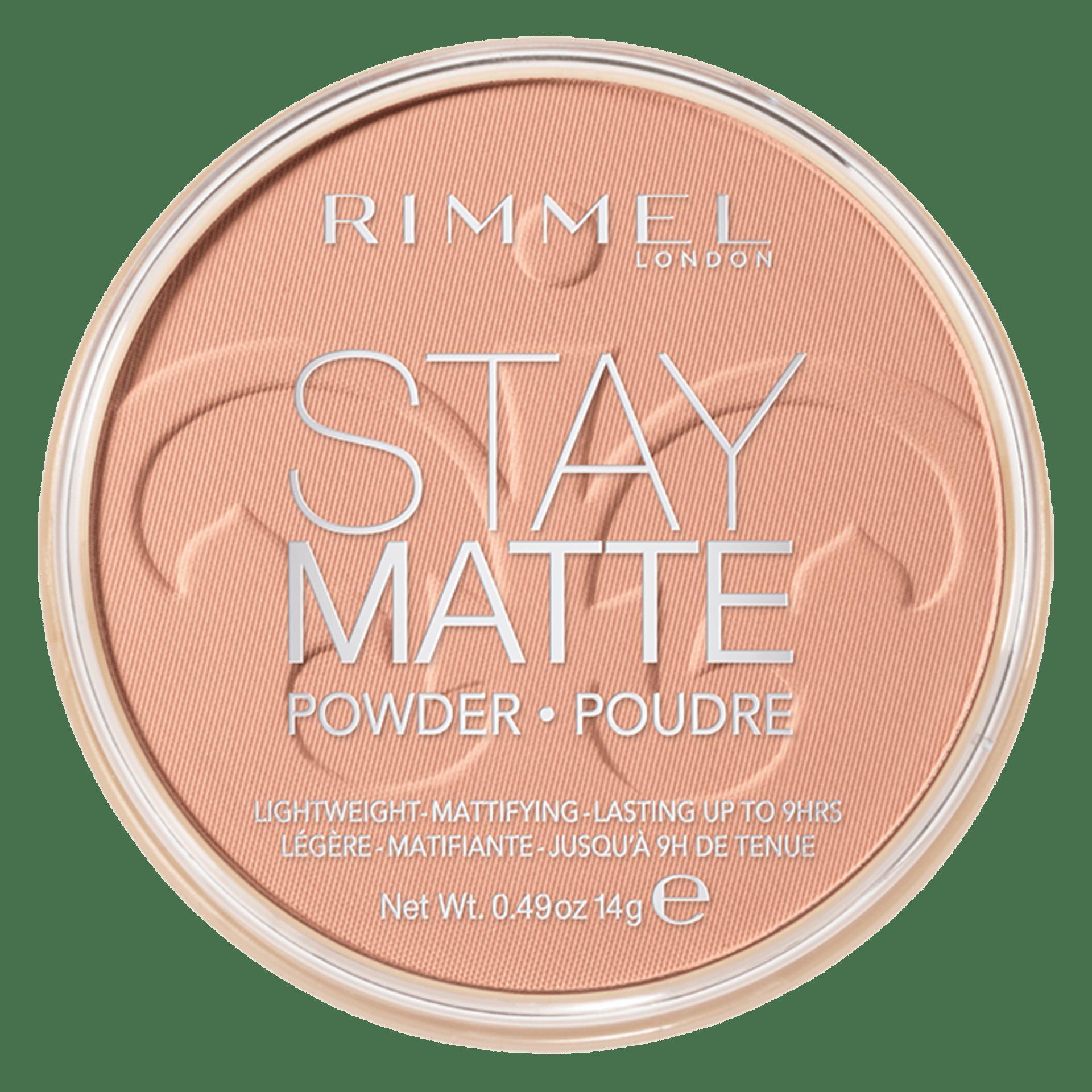 Image of Rimmel Stay Matte Cipria Compatta - 008 Cashmere