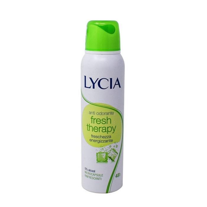 Image of Lycia Anti Odorante Fresh Therapy 48h - 150 ml