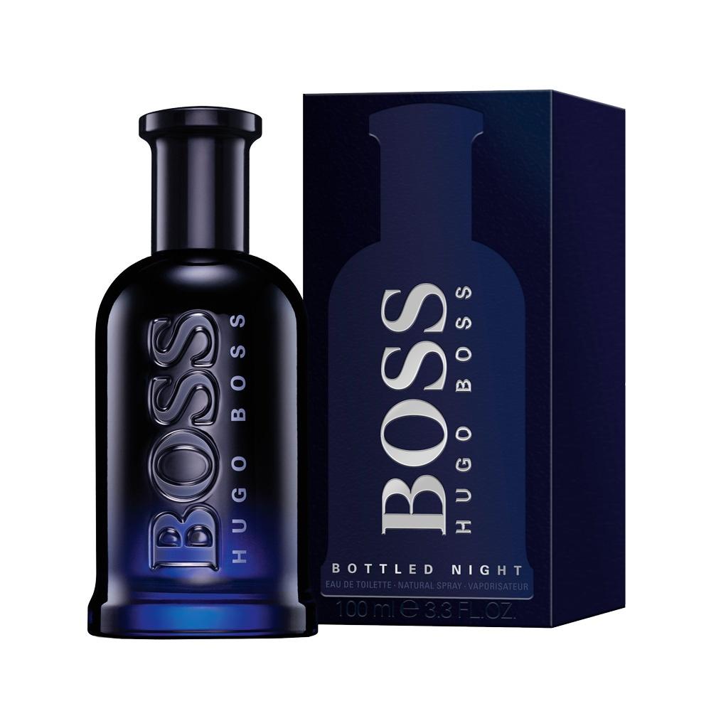Image of BOSS Hugo Boss Bottled Night - Eau de Toilette - 100 ml