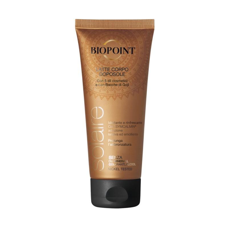 Image of Biopoint Latte Corpo Doposole Idratante e Rinfrescante - 100 ml