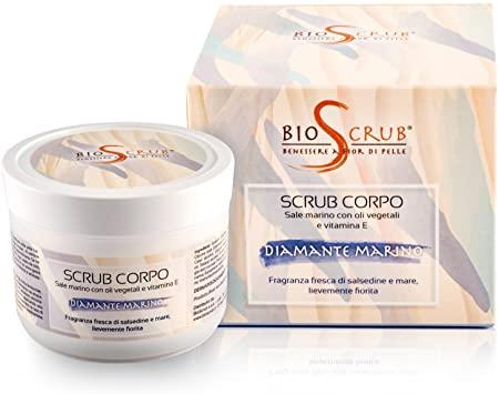 Image of BioScrub Scrub Diamante Marino - 350 gr