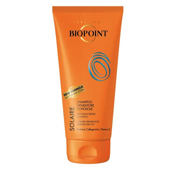 Image of Biopoint Solaire Shampoo Riparatore Doposole - 200 ml