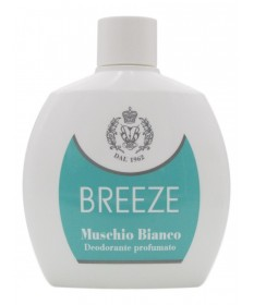 Image of Breeze Muschio Bianco Deodorante Profumato 100 ml