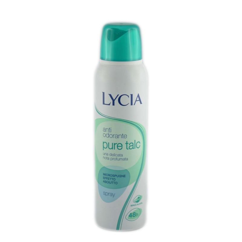 Image of Lycia Anti Odorante Pure Talc 48h - 150 ml