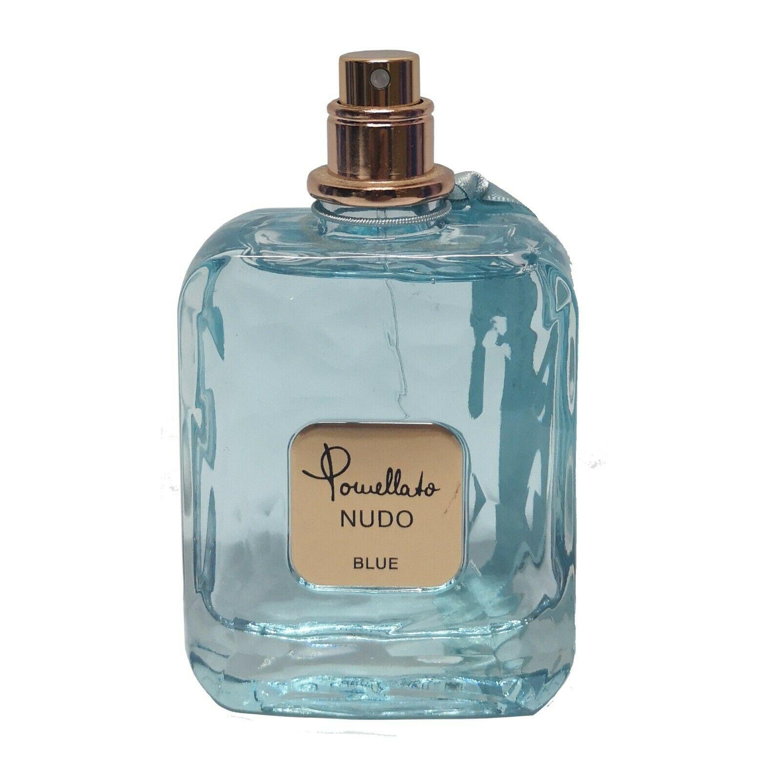 Image of Pomellato Nudo Blue - Eau de Parfum 90 ml
