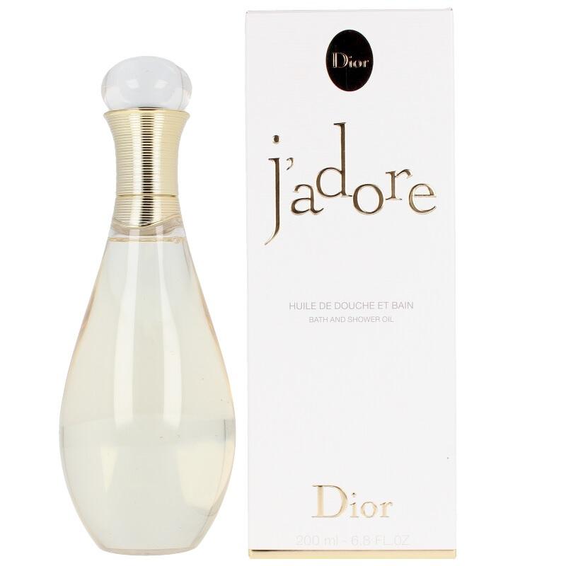 Image of J'Adore Huile de Douche et Bain - 200 ml
