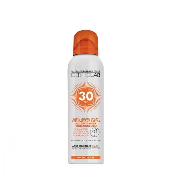 Image of Dermolab Latte Solare Spray Spf30 - 150 ml