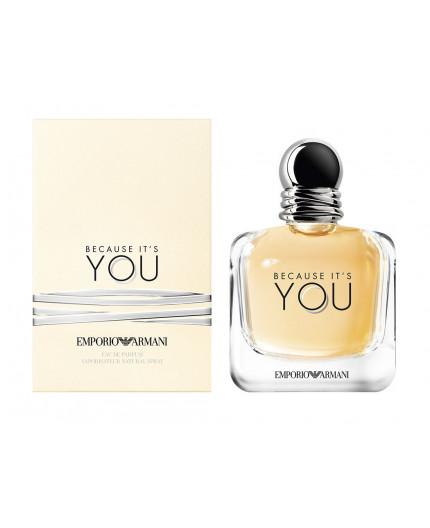 Image of Giorgio Armani l Emporio Armani Because It's You Eau de Parfum Spray - 50 ml