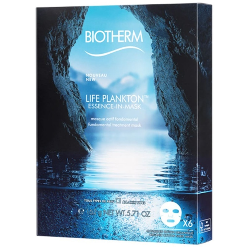 Image of Biotherm Life Plankton Essence-in-mask x 6