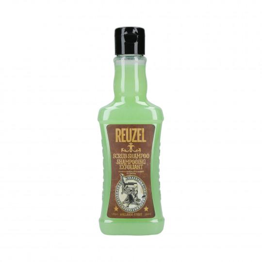 Image of Reuzel Scrub Shampoo Exfoliant Hollands Finest - 350 ml