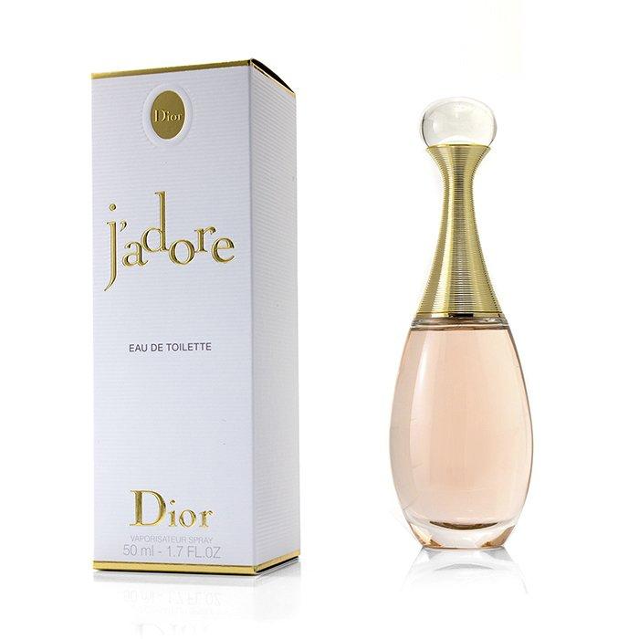 Image of Dior J'adore Eau de Toilette, Parfume for Women - 50 ml