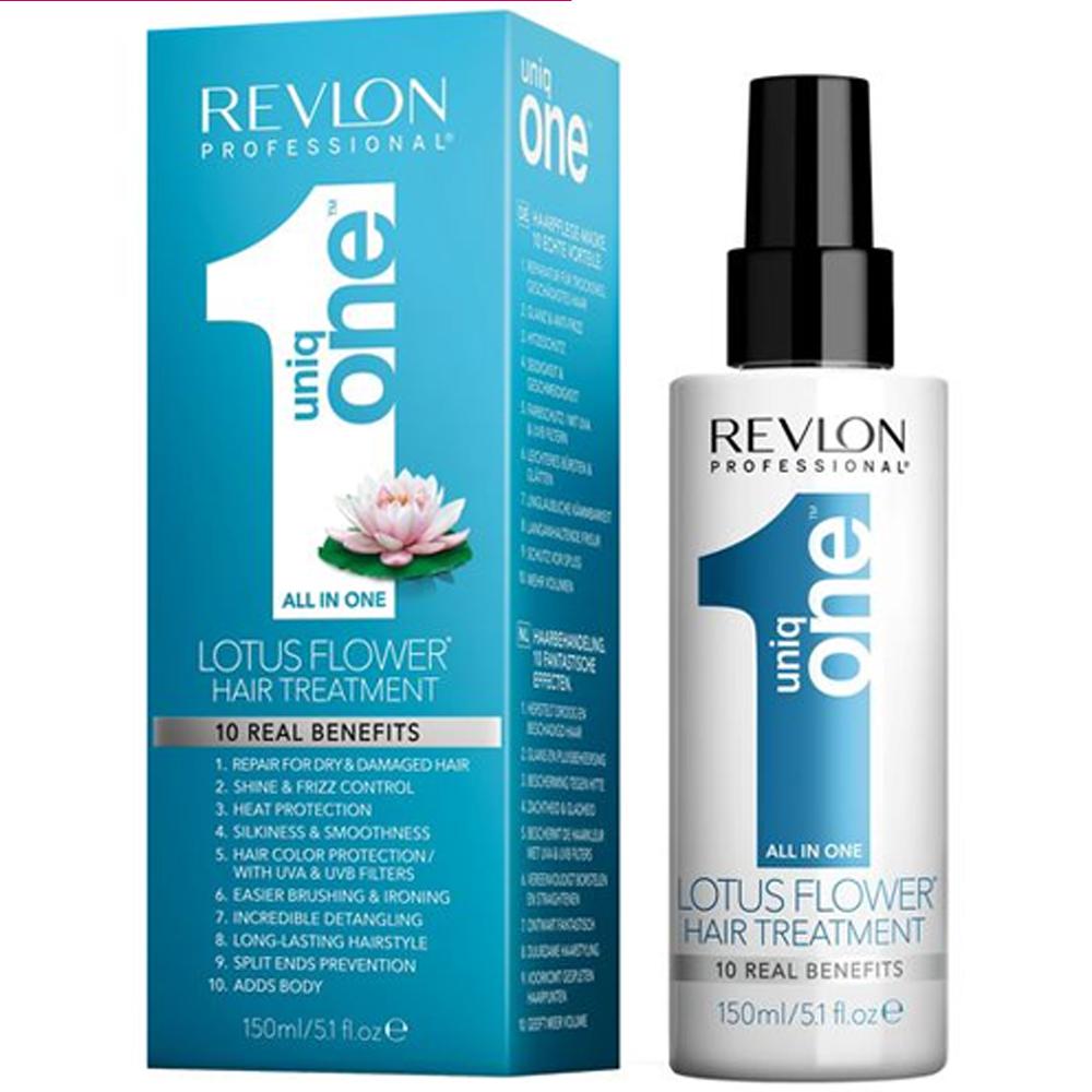 Image of Revlon Professional Uniq One All in One Fior di Loto - 150 ml