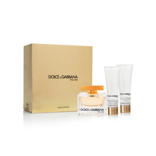 Image of Cofanetto Dolce&Gabbana The One Travel Edition