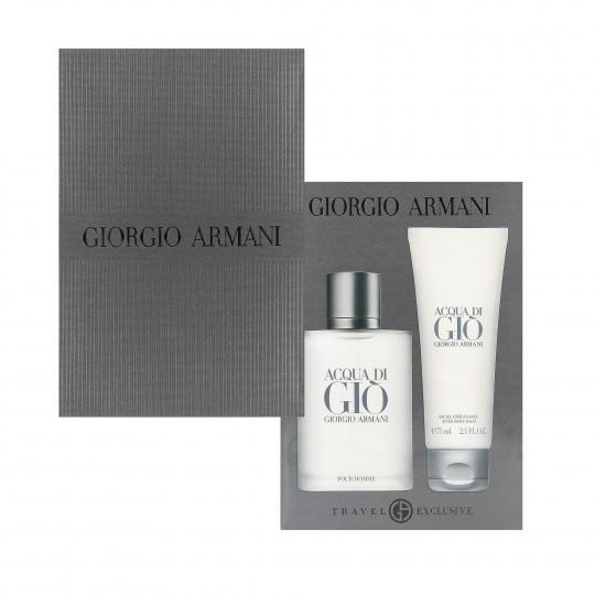 Image of Cofanetto Giorgio Armani Acqua di Giò Eau de Toilette + After Shave Balm
